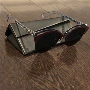 Dior sunglasses 'Diorama Club'